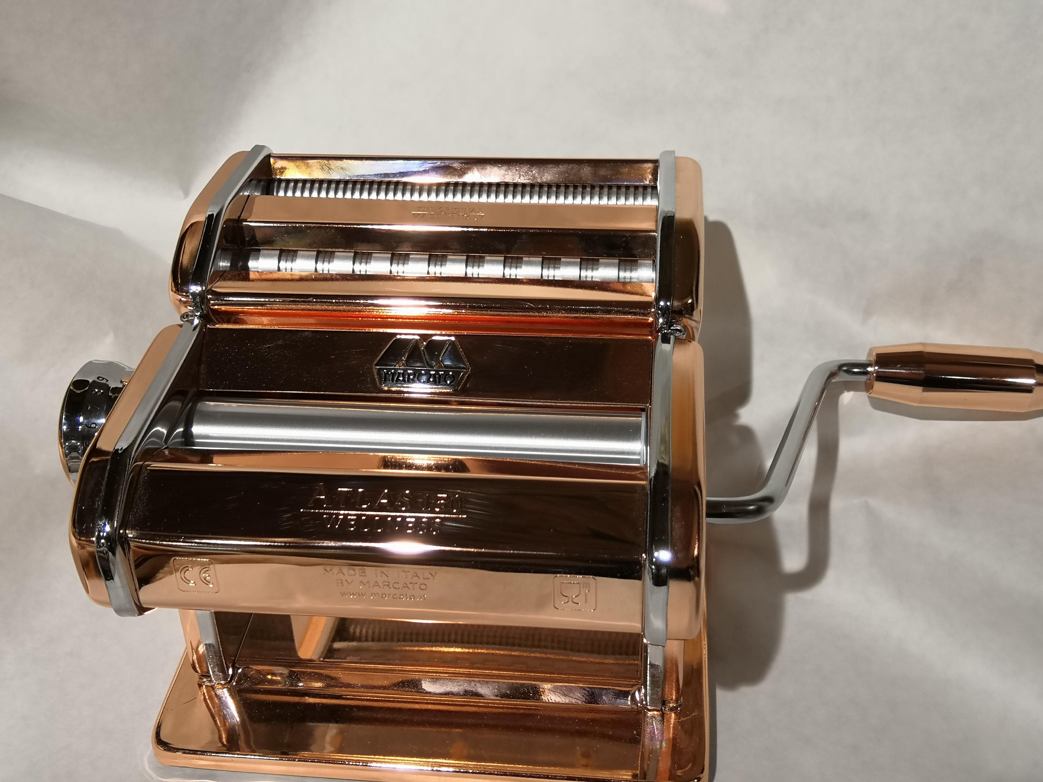 Copper Machine for pasta Fresh Pasta