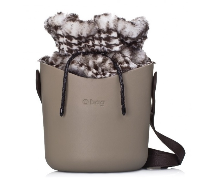 Basket O Lapin Pied For Bags Bag Inner De Poule xQdoerWCB
